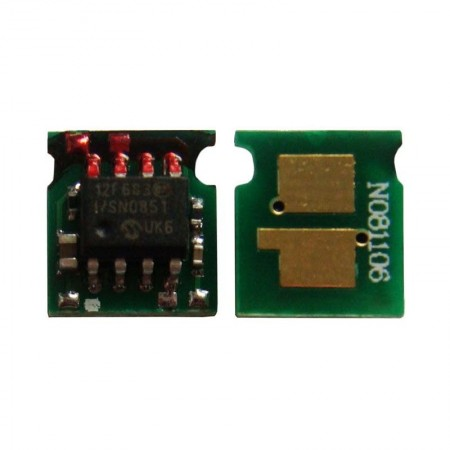 Чип к картриджу HP CLJ CP1525/CM1415 (CE321A), C, 1,3K