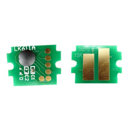Чип к картриджу Kyocera ECOSYS M4132idn/M4125idn (TK-6115), Bk, 15K