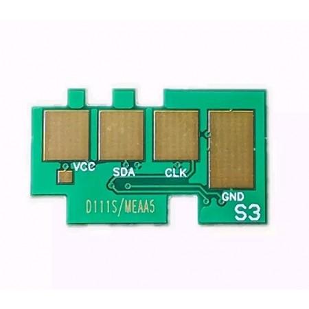 Чип к картриджу Samsung Xpress M2020/2022/2070 (MLT-D111S), Bk, 1K