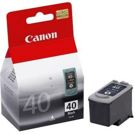 Картридж Canon PIXMA iP 1200/1300/1600/MP140/150 (O) PG-40, BK