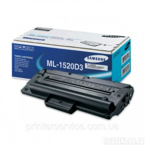 Картридж Samsung ML-1500/1510/1520/1520P, ML-1520D3, 3К, Оригинал