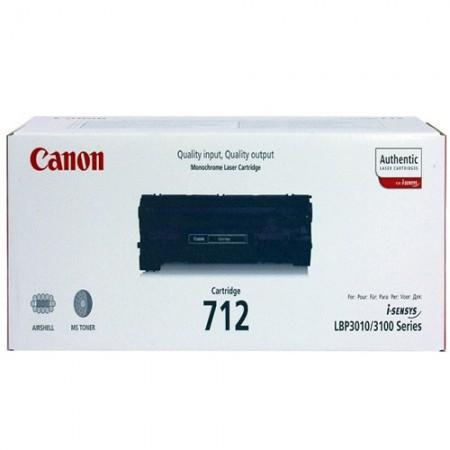 Картридж Canon LBP-3010/3020, 712, 1,5K, Оригинал