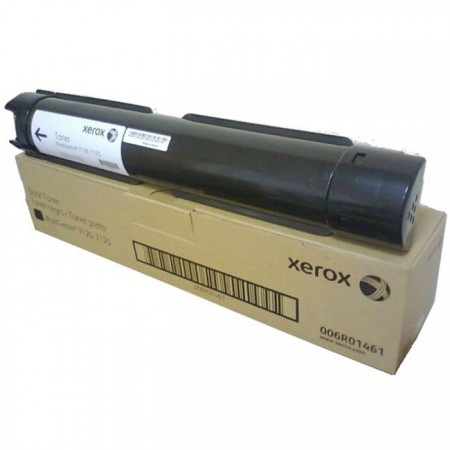 Тонер-картридж Xerox WC 7120/7125/7220/7225, 22К, чёрный 006R01461, Оригинал