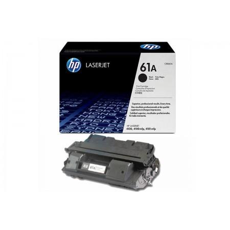 Картридж HP LJ 4100, C8061A, 6К, Оригинал
