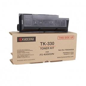 Тонер-картридж Kyocera FS-4000DN, TK-330, 20K, Оригинал