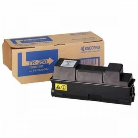Тонер-картридж Kyocera FS-3920DN, 15К (О) 1T02LX0NL0, TK-350, Оригинал