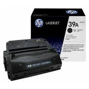 Картридж HP LJ 4300, Q1339A, 18К, Оригинал