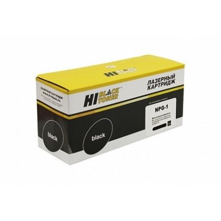 Тонер-картридж Canon NP 1215/1550/2020/6317/6416 (Hi-Black) NEW NPG-1, 3,8К