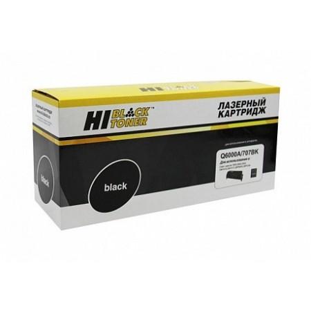 Картридж HP CLJ 1600/2600/2605 Hi-Black (HB-Q6000A) Восстановленный, Bk, 2,5K