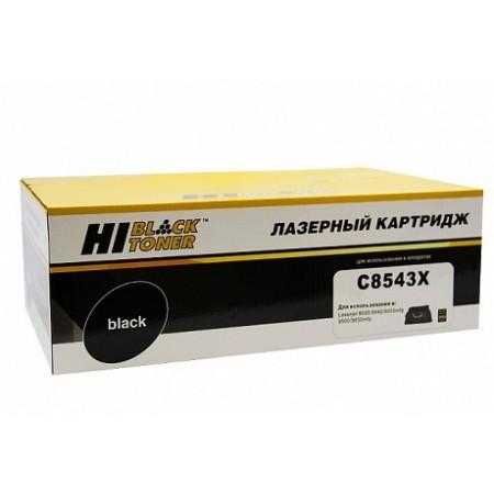 Картридж HP LJ 9000/9000DN/9000MFP/9040MFP/9050, Восстанов., Hi-Black (N-C8543X) 30K