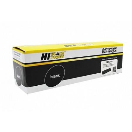 Картридж HP CLJ Pro M154A/M180n/M181fw, Bk, Hi-Black (HB-CF530A) 1,1K