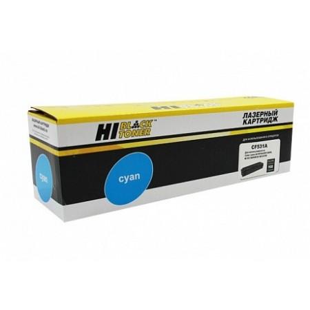 Картридж HP CLJ Pro M154A/M180n/M181fw, C, Hi-Black (HB-CF531A) 0,9K