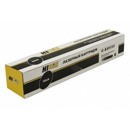 Тонер-картридж Canon iR2520/2525/2530 (Hi-Black) C-EXV33, 14,3K, 700г