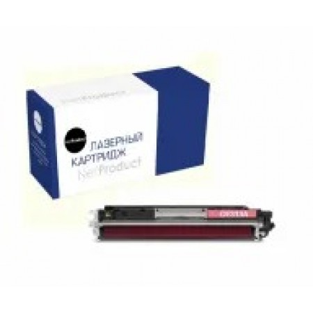 Картридж HP CLJ CP1025/1025nw/Pro M175 (NetProduct) NEW CE313A, M, 1,2K