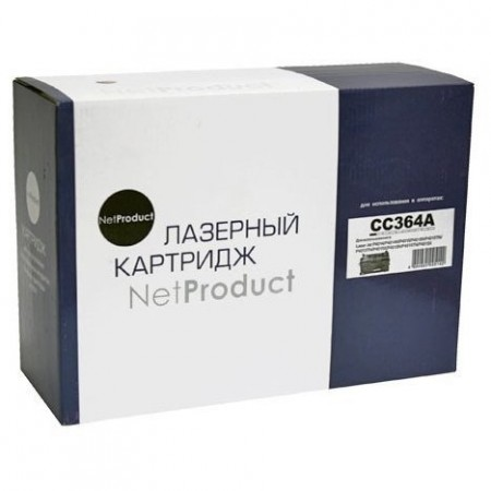 Картридж HP LJ P4015/P4515, NetProduct (N-CC364A) 10K