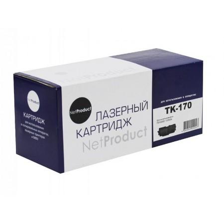 Картридж Kyocera FS-1320D/1370DN/ECOSYS P2135d (NetProduct) NEW TK-170, 7,2К
