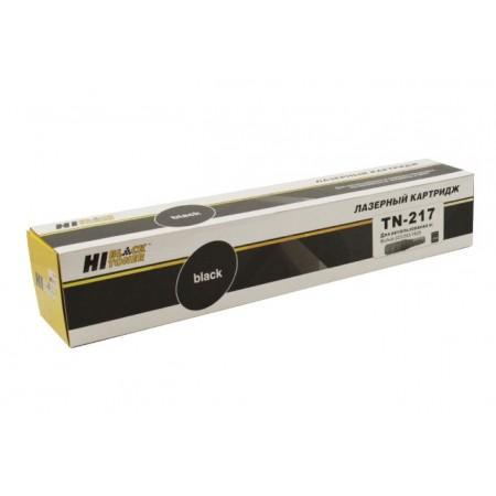 Тонер-картридж Hi-Black (HB-TN-217) для Minolta Bizhub 223/283/7828, 17,5K