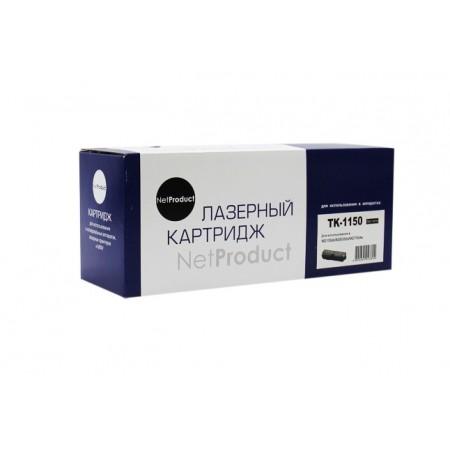 Тонер-картридж NetProduct (N-TK-1150) для Kyocera-Mita M2135dn/M2635dn/M2735dw, 3K (с/ч)