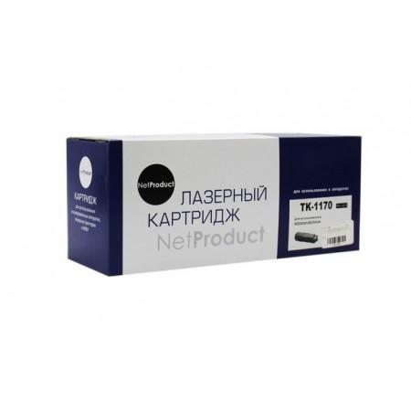 Тонер-картридж NetProduct (N-TK-1170) для Kyocera M2040dn/M2540dn 7,2K, без чипа