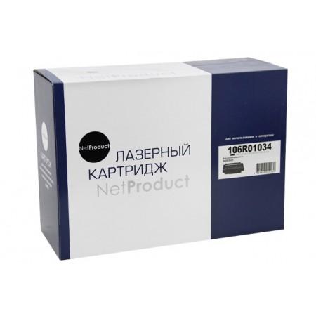 Картридж Xerox Phaser 3420/3425, NetProduct (N-106R01034) 10K