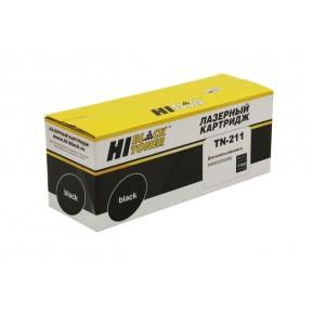 Тонер-картридж Hi-Black (HB-TN-211) для Konica-Minolta bizhub 200/222/250/282, 17,5K