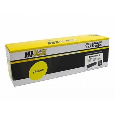 Картридж Hi-Black (HB-№045H Y) для Canon LBP-611/613/MF631/633/635, Y, 2,2K