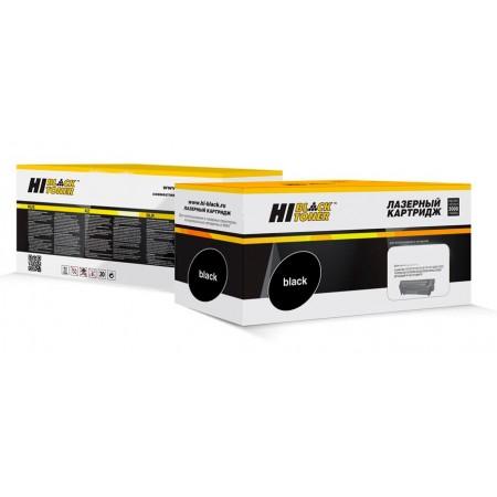 Тонер-картридж Hi-Black черный для OKI C3100/C3200/C5100/C5150/C5200/C5300/C5400 3K