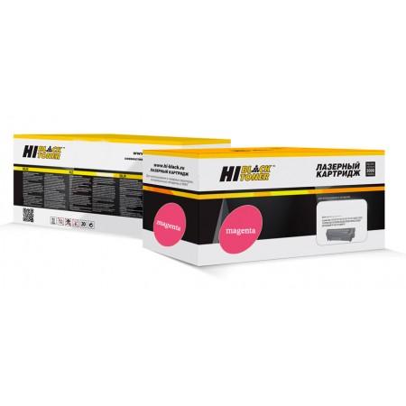 Тонер-картридж Hi-Black красный для OKI C3100/C3200/C5100/C5150/C5200/C5300/C5400 3K