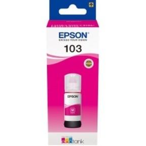 Чернила Epson L3100/3110/3150 103M C13T00S34A пурпурный (65мл)