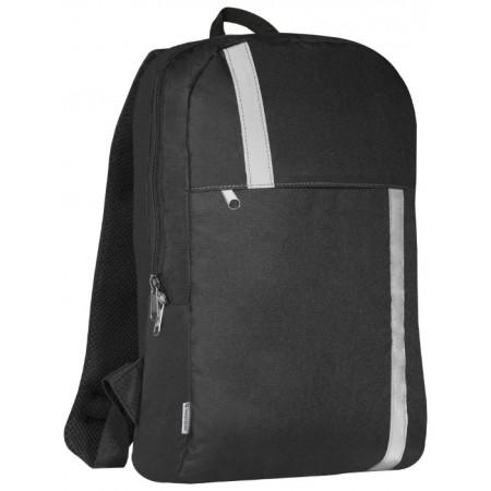 """Рюкзак Defender для ноутбука Snap 15.6"""" черный, карман / 26079 /"""