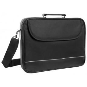 """Сумка Defender для ноутбука Ascetic 15""""-16"""" черный, жесткий каркас, карман / 26019 /"""