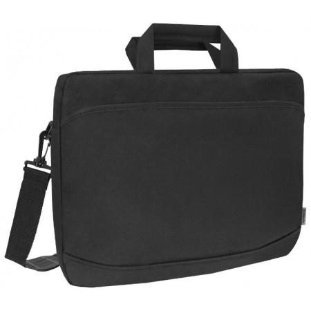 Сумка Defender для ноутбука Monte 17'' черный, органайзер / 26065 /