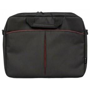 """Сумка Defender для ноутбука Iota 15""""-16"""" черный, органайзер, карман / 26007 /"""