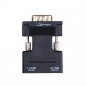 Активный конвертер (переходник) HDMI to VGA + SOUND