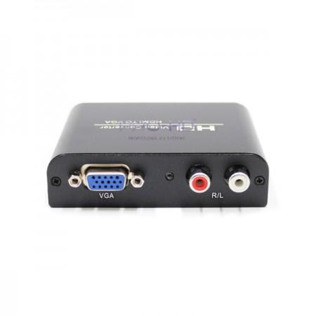 Активный конвертер (переходник) HDMI to VGA