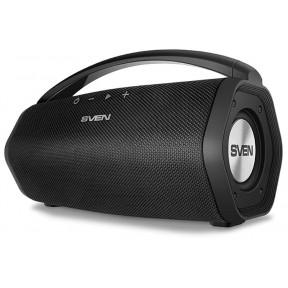 Портативная акустическая система SVEN PS-320, черный, акустическая система 2.0
