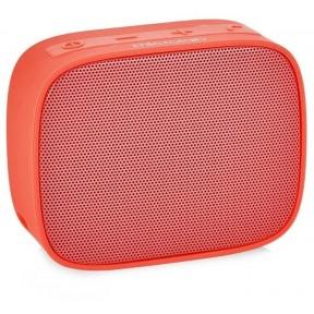 Портативная акустическая система MICROLAB MD661BT красная (3W RMS, Bluetooth)