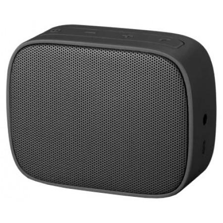 Портативная акустическая система MICROLAB MD661BT черная (3W RMS, Bluetooth)
