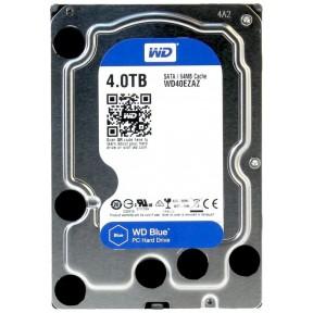 Жесткий диск HDD 3.5 SATA-III WD 4Tb Blue WD40EZAZ 5400ppm, 256MB 2657