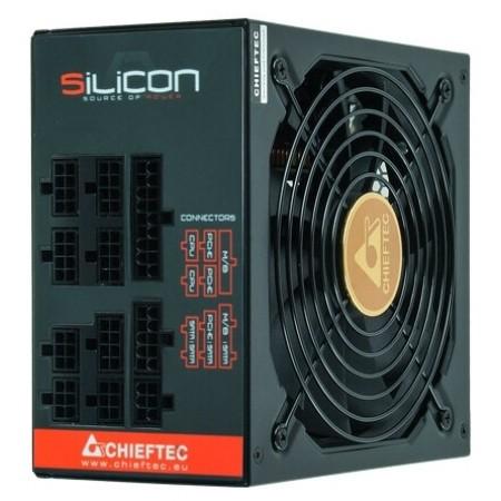 Блок питания Chieftec Silicon 750W [SLC-750C]