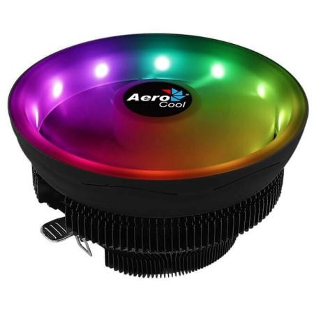 Кулер для процессора AeroCool Core Plus Soc-FM2+/AM2+/AM3+/AM4/1150/1151/1155 4-pin 15-25dB CORE PLUS ARGB