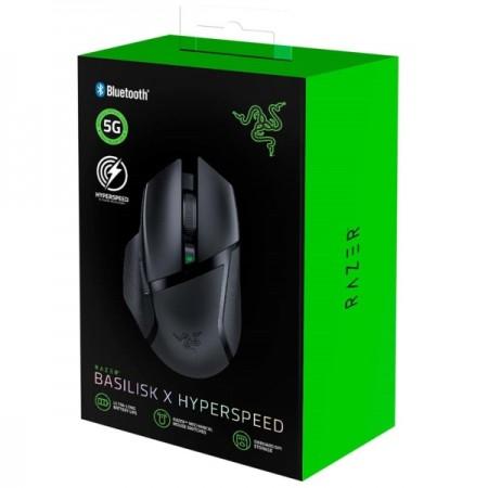 Мышь Razer Basilisk X HyperSpeed Gaming Mouse 6btn RZ01-03150100-R3G1