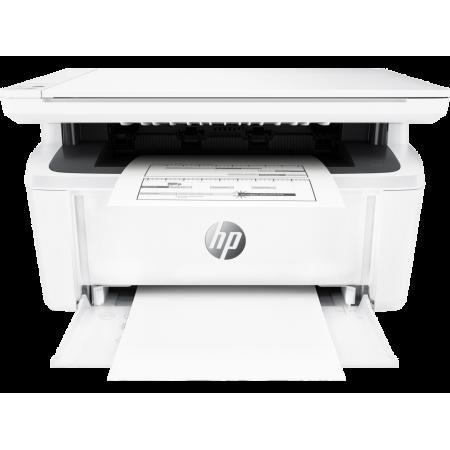 лазерное мфу HP LaserJet Pro MFP M28a RU, A4, лазерный, белый [w2g54a]