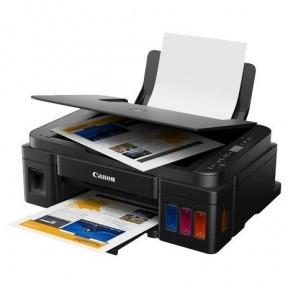 МФУ CANON Pixma G2411, A4, цветной-струйный,