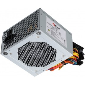 Блок питания 600Вт QD600PNR 80+ Power Supply FSP QDION ATX 600W, 120mm, 5xSATA, 1xPCI-E, APFC, 80+