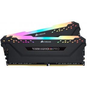 Модуль памяти для компьютера DIMM DDR4 16GB Corsair PC4-25600 (3200MHz) CMW16GX4M2C3200C16 (2х8Gb) 1.35В