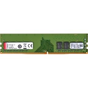 Модуль памяти для компьютера DIMM DDR4 8Gb PC4-21300 Kingston (2666MHz) KVR26N19S6/8