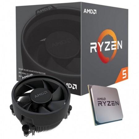 Процессор AMD Ryzen 5 1600  Socket AM4 BOX
