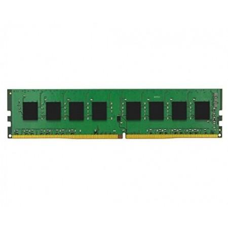 Модуль памяти для компьютера DIMM DDR4 8Gb PC4-21300 Kingston 2666MHz Non-ECC CL19 DIMM 1Rx8 KVR26N19S8/8