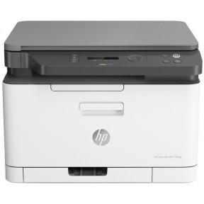 МФУ лазерный HP Color Laser M178nw 18/4 стр/мин, принтер/сканер/копир, LAN, WiFi, USB